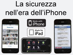 Sicurezza con iPhone